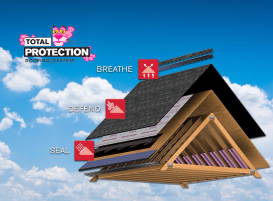 The Owens Corning 174 Total Protection Roofing System 174